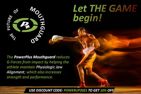 PowerPlus Mouthguard - Performance Safety Technology