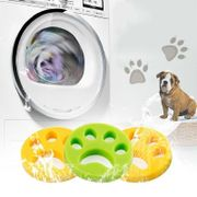 Pet Hair Remover for Laundry, Non-Toxic Safety Reusable Floating