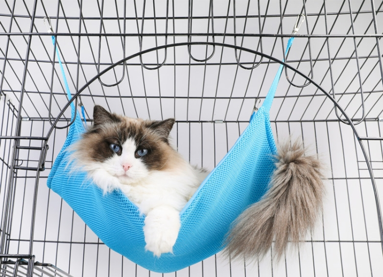 Hanging Cat Hammock Cat Breathable Cool Material  Summer