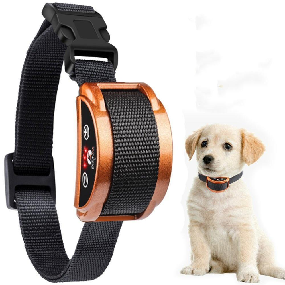 7 Levels  Electric Shock Collar For Small Dogs Bark Shock Collar  Rechargeable