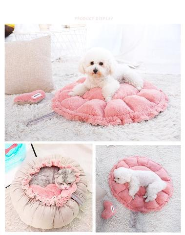 Lovely Cool Pet Dog Cat Beds Sofa Teddy House For Dogs Cats