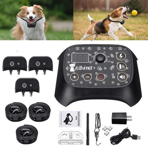 New Design Electric Wireless Dog Fence with Collar