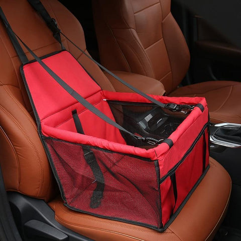 Dog Car Seat - Pet Booster Carrier