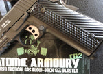 ATOMIC ARMOURY 1911 TACTICAL GBB Pistol - Gel Blaster Guns, Pistols, Handguns, Rifles For Sale