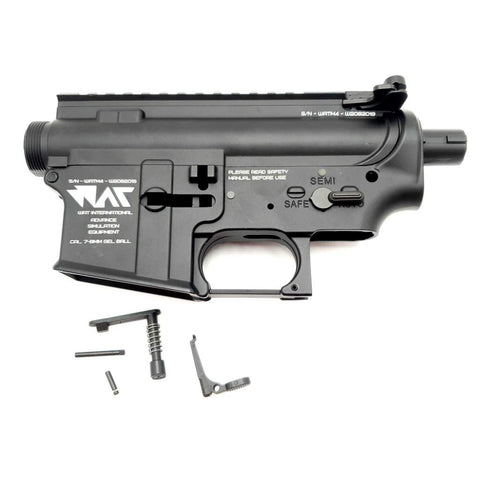 WAT/Kublai M4 Metal Receiver Set- Gel Blaster Parts & Accessories For Sale