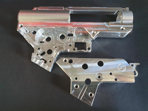 MK Tactical V2M (Modular) CNC Gearbox - Gel Blaster Parts & Accessories For Sale