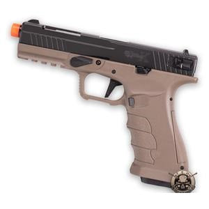 APS Black Hornet GBB Pistol - Tan Full Auto (co2) - Gel Blaster Guns, Pistols, Handguns, Rifles For Sale