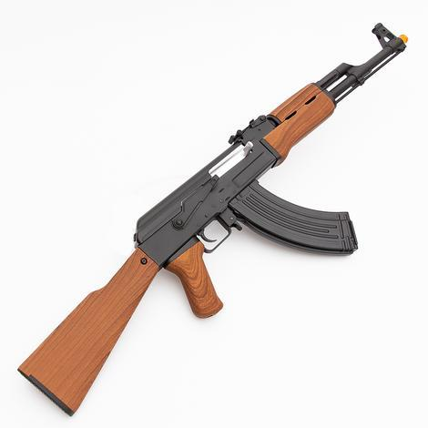 JINMING AK47 WOOD J11 - Gel Blaster Guns, Pistols, Handguns, Rifles For Sale - Sting Ops Tactical