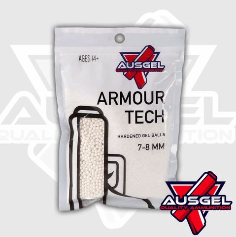 Armour Tech Hardened - MILKIES  - Gel Blaster Ammunition Gel Balls For Sale - Sting Ops Tactical