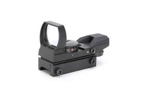 RD400 Red Dot Scope Sight – Black - Gel Blaster Parts & Accessories For Sale