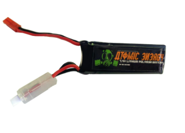 Atomic Energy 7.4v 350ma HPA battery  - Gel Blaster Parts & Accessories For Sale