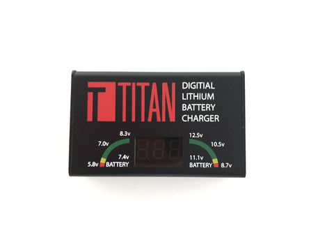 Titan Digital Charger- Gel Blaster Parts & Accessories For Sale - Sting Ops Tactical