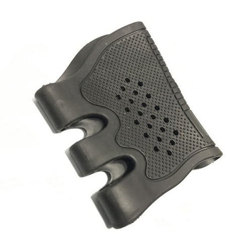 Rifle rubber hand grip cover – Black  - Parts & Accessories Gel Blaster Guns, Pistols, Handguns Rifles For Sale