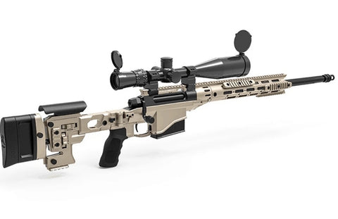 Remington MSR Sniper Rifle (Black or Tan)  - Gel Blaster Guns, Pistols, Handguns, Rifles For Sale
