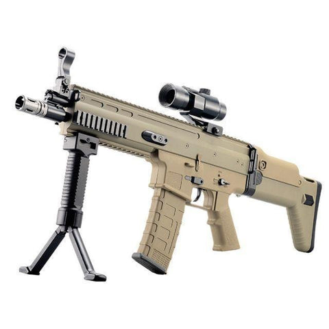 JINMING SCAR V2 - Gel Blaster Guns, Pistols, Handguns, Rifles For Sale - Sting Ops Tactical