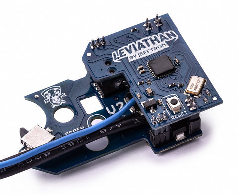 Leviathan V2 Bluetooth Mosfet by JEFFTRON - Gel Blaster Parts & Accessories For Sale