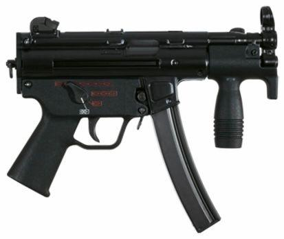 Well MP5K/G55 Green Gas powered SMG Gel Blaster - Gel Blaster Guns, Pistols, Handguns, Rifles For Sale