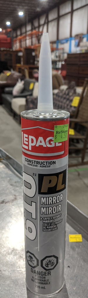 PL 610 Mirror Construction Adhesive