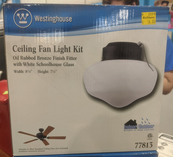 Ceiling Fan Light Kit
