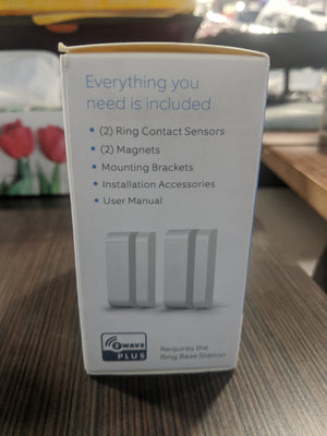 Ring Contact Sensor - Two Pack