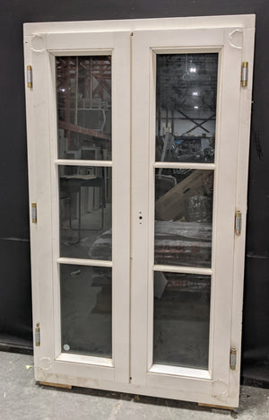 "Tall French Style Casement Window (36"" X 62"")"