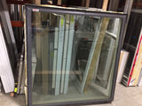 Basic Grey Fixed Window - (45x46.5x4.25)
