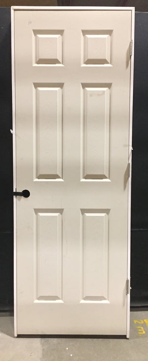 "Interior Colonial Door With Frame (28"" x 80"" x 1"")"