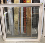 Large Cream Fixed Window - (48.5x49x8)