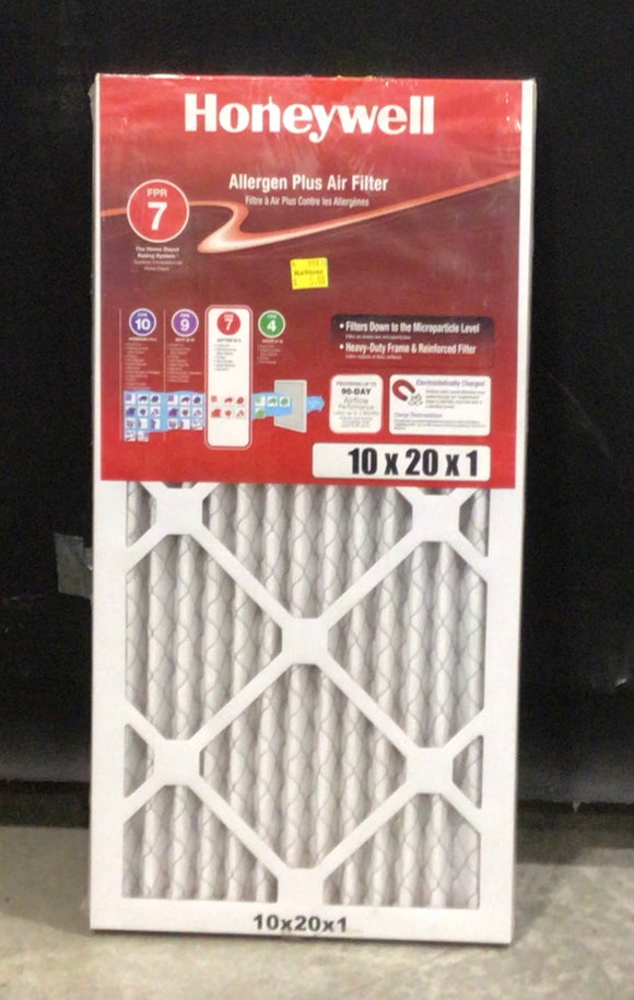 Honeywell Allergen Plus Air Filter - FPR 7