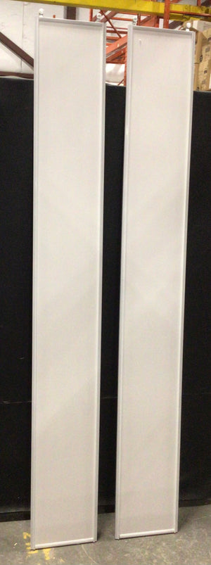 Narrow Sliding Door (Set Of Two)