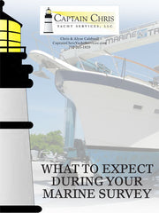 What To Expect of a Marine Survey
