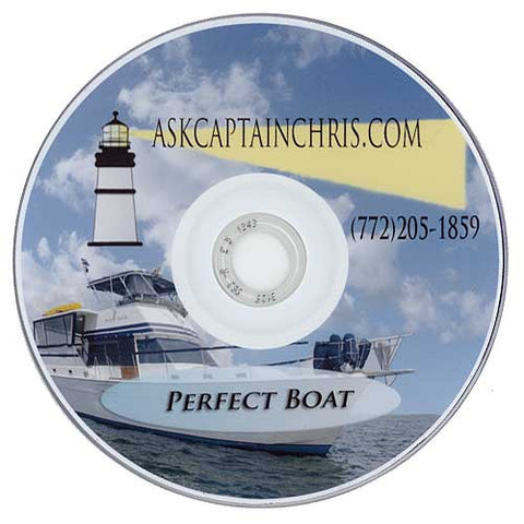 The Perfect Boat DVD
