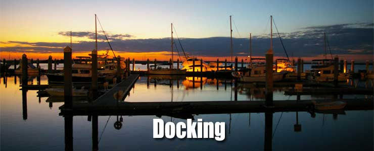 Docking Training DVD