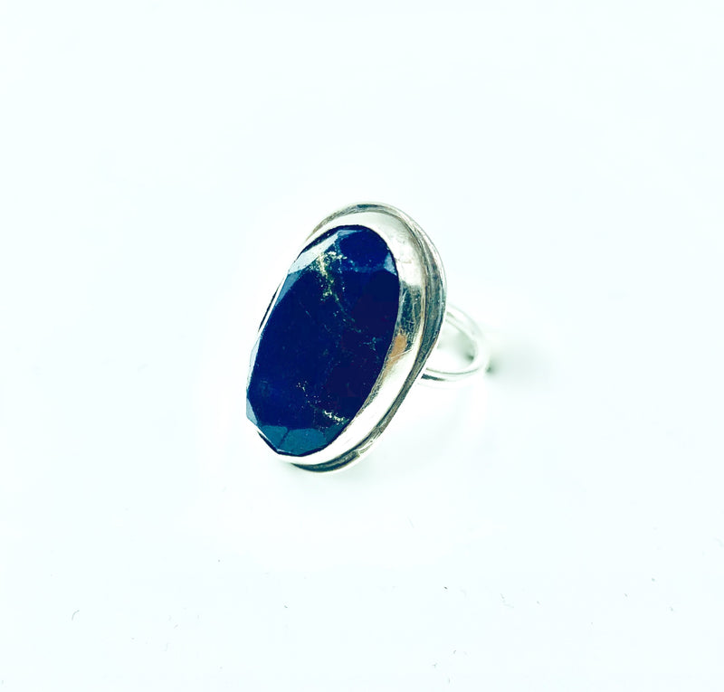 Lapis Lazuli Ring by Amy Delson Jewelry