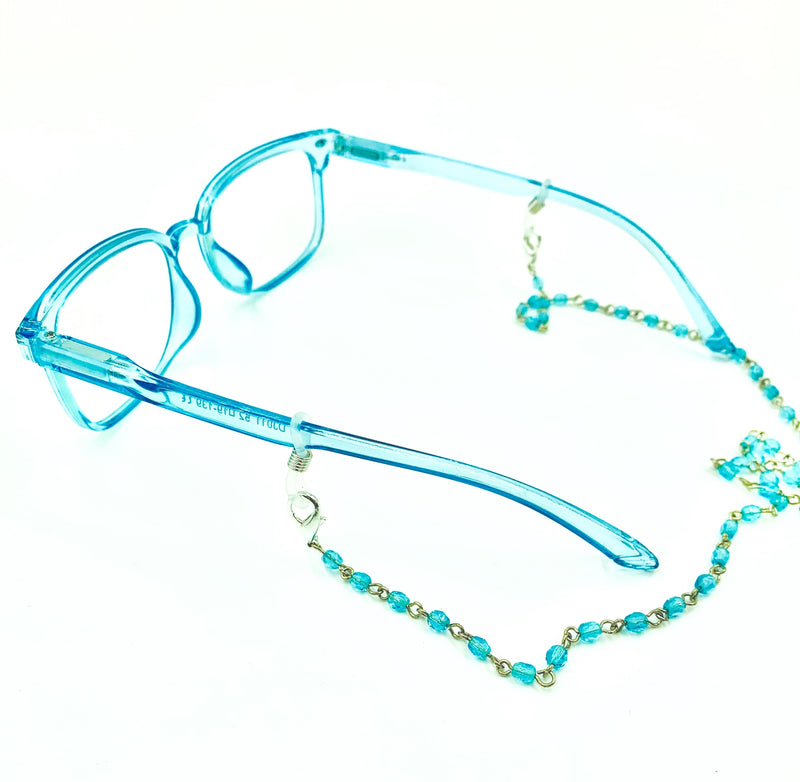 Amy Delson Jewelry Glasses Chain extender for Mask Chain