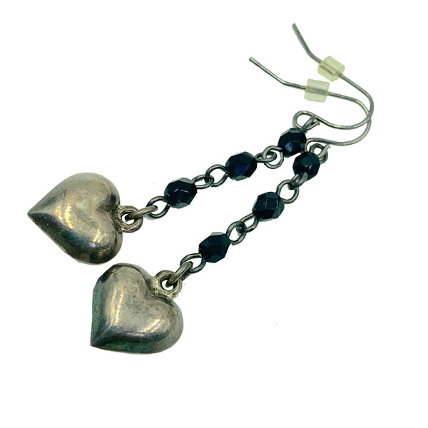 Amy Delson Jewelry heart earrings