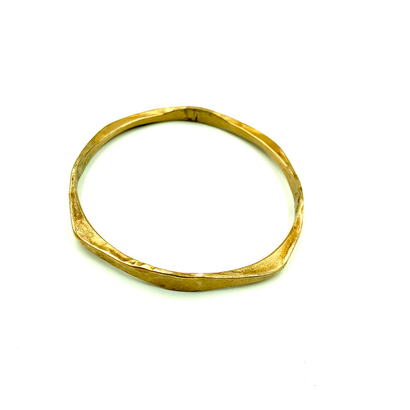Amy Delson Jewelry Forged Bangle
