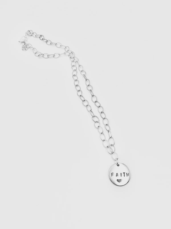 Amy Delson Jewelry FAITH Necklace