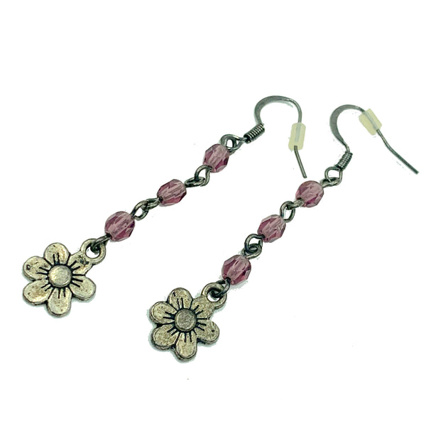 Amy Delson Jewelry daisy earrings