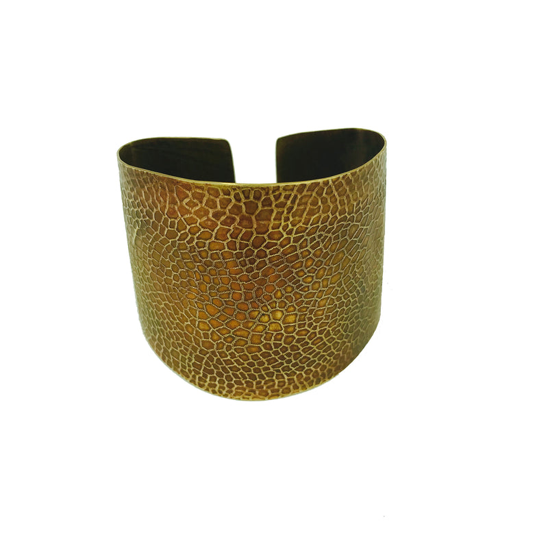 Amy Delson Jewelry textured cuff