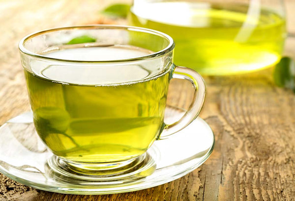 ACHV Nutrition: How does drinking Green Tea affects your skin