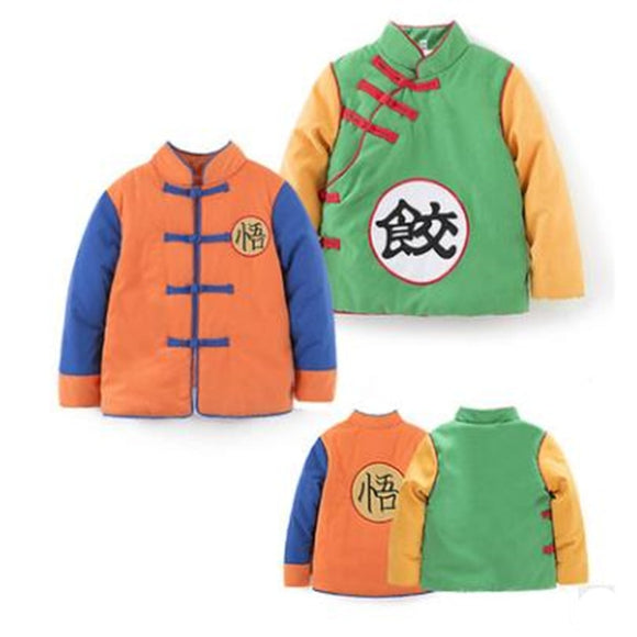 Long sleeved mixed colored jacket - BabyBloomPlace