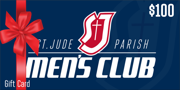 St. Jude Men's Club Gift Card