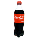 COCA COLA N/R PET 600MLS 600  ML.