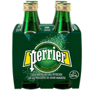 4PACK AGUA PERRIER 330MLS 1  PAQ.
