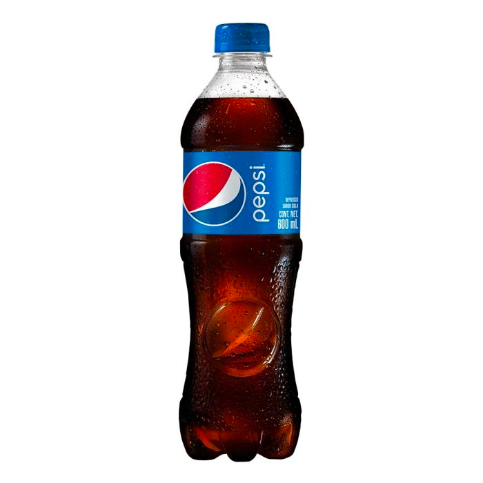 REFRESCO PEPSI COLA PET N/R 600MLS 600  ML.