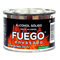 ALCOHOL SOLIDO FUEGO ENVASADO LATA 250  ML.