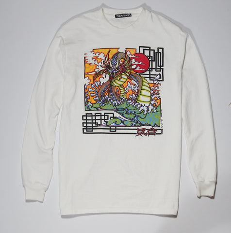 Longsleeve - Water Dragon