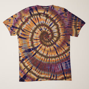 T-Shirt - Phil Brown Dye - S