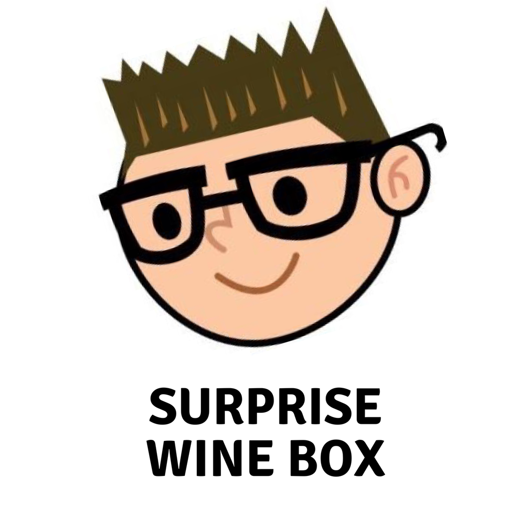 Red Wine Surprise Box